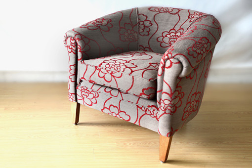 Ellie's Upholstery & Furniture – 1940's Antique Tap Chair