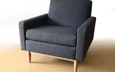 Ellie's Upholstery & Furniture - 1960 Genuine Parker Chair