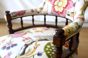 Ellie's Upholstery & Furniture - Captains Chair