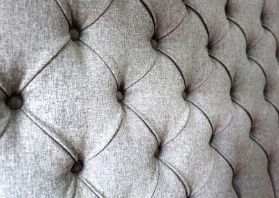 Custom Made Bedheads - Choice of Fabric & Style