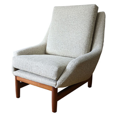 Ellie's Upholstery & Furniture - Danish Deluxe Chair