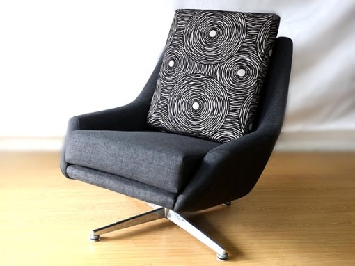 Ellie's Upholstery & Furniture – Danish Deluxe Swivel Chair