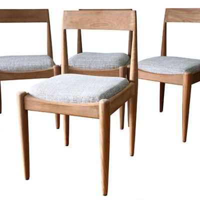 Ellie's Upholstery & Furniture - Danish Dining Chairs