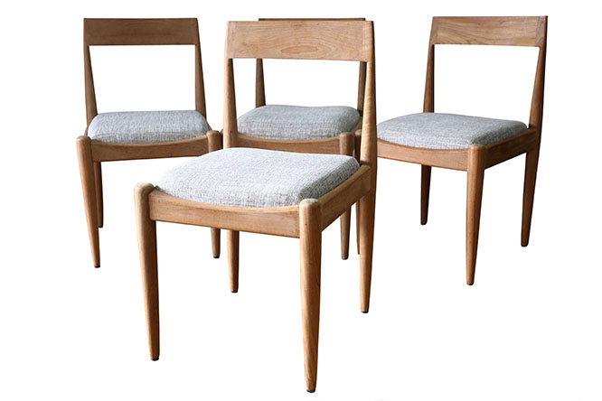 ellie s upholstery furniture danish dining chairs