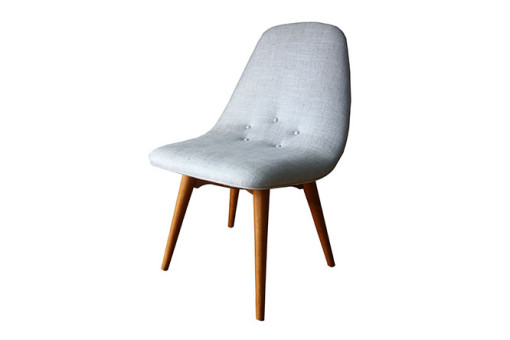 Ellie's Upholstery & Furniture – Featherston Chair – Curved Back