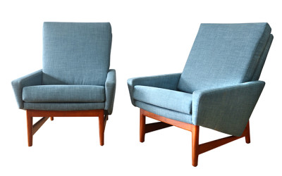 Ellie's Upholstery & Furniture - Fler Holme Lounge Chairs