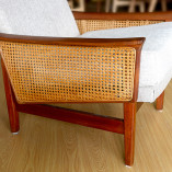 Ellie's Upholstery & Furniture – Fler Line Lounge Chair