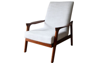 Ellie's Upholstery & Furniture - Inga Chair