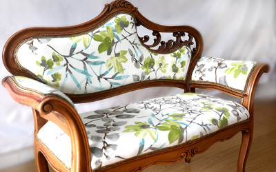 Ellie's Upholstery & Furniture - Love Seat