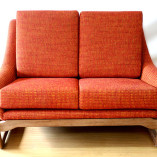 Ellie's Upholstery & Furniture – Retro 2 Seater Couch