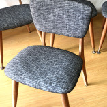 Ellie's Upholstery & Furniture – Retro Mid 60's chairs