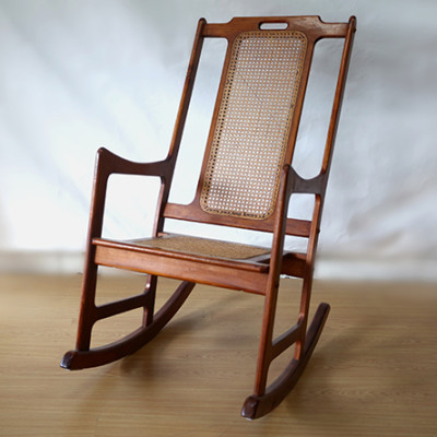 Ellie's Upholstery & Furniture - Rocking Chair