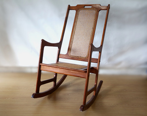 Ellie's Upholstery & Furniture – Rocking Chair