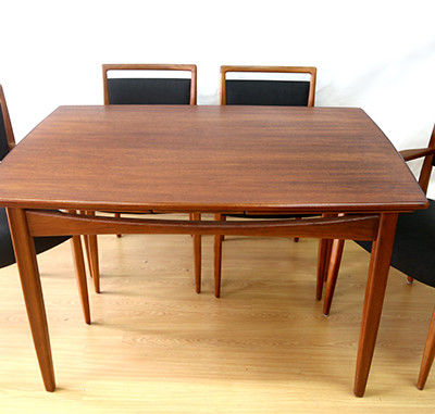 Ellie's Upholstery & Furniture - Scope Design Dining Table