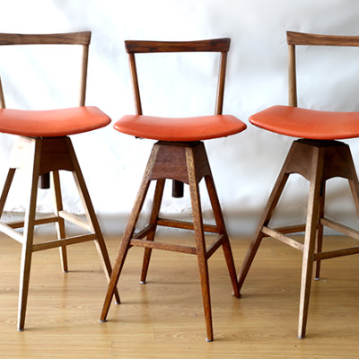 Ellie's Upholstery & Furniture - The Look Stools