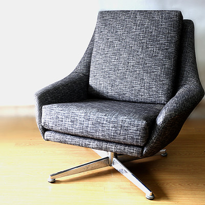 Ellie's Upholstery & Furniture - The Swivel Chair