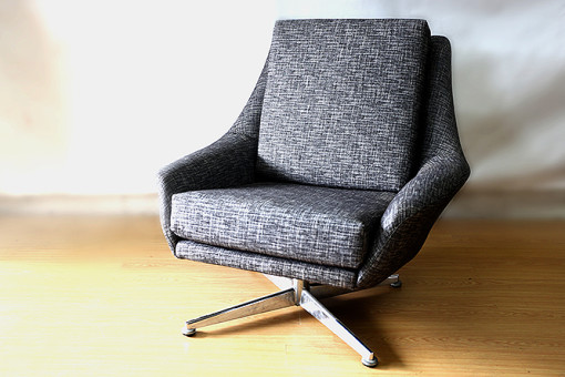 Ellie's Upholstery & Furniture – The Swivel Chair