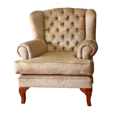 Ellie's Upholstery & Furniture - Wing Chair